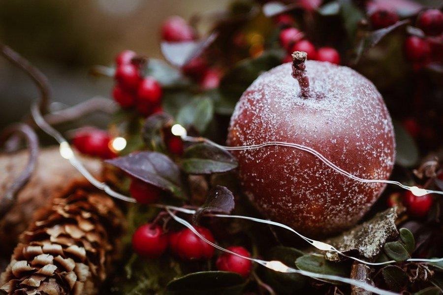 julkrans